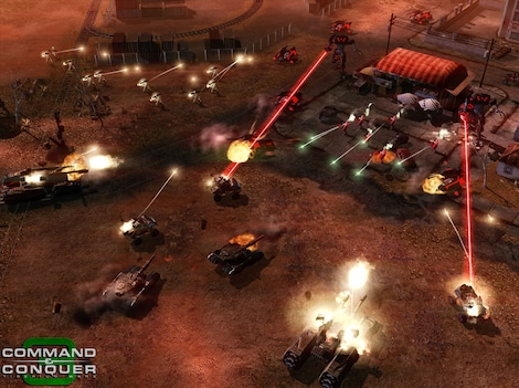 command and conquer tiberium wars guide