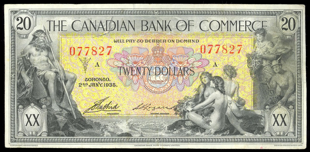 canadian paper money price guide