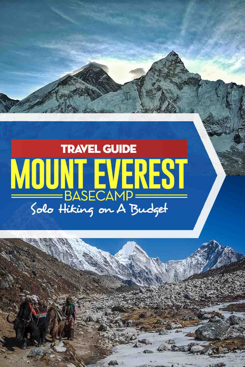 what are mount everest guides called