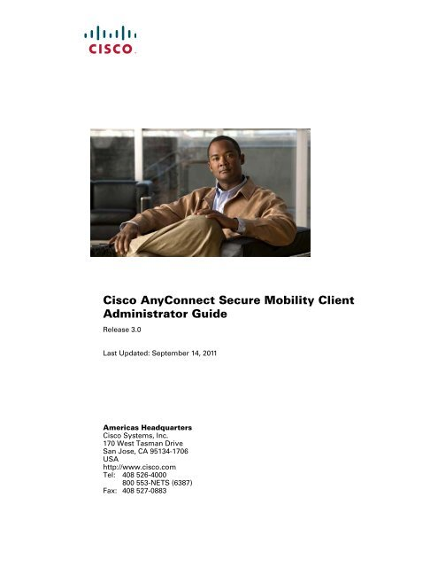 cisco anyconnect secure mobility client administrator guide