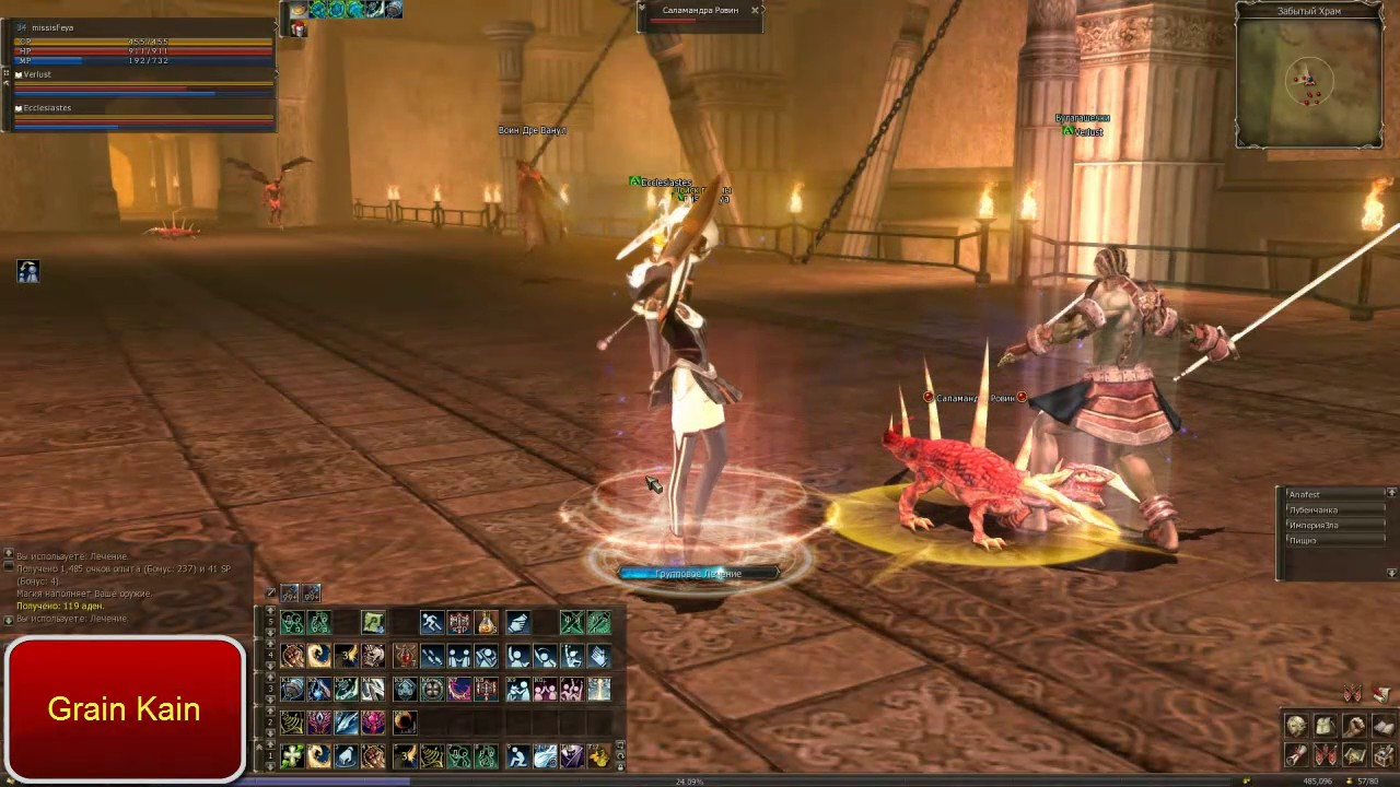 lineage 2 leveling guide 2017