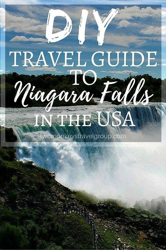 niagara falls travel guide free