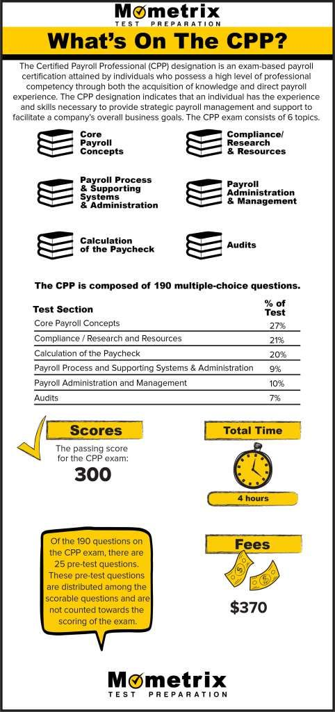 certified payroll professional study guide free