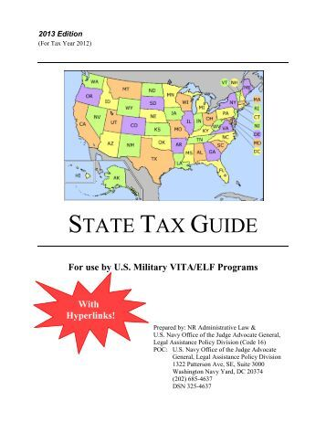 general income tax and benefit guide 2013