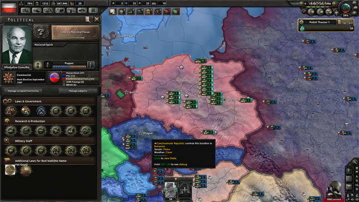hearts of iron 3 technology guide