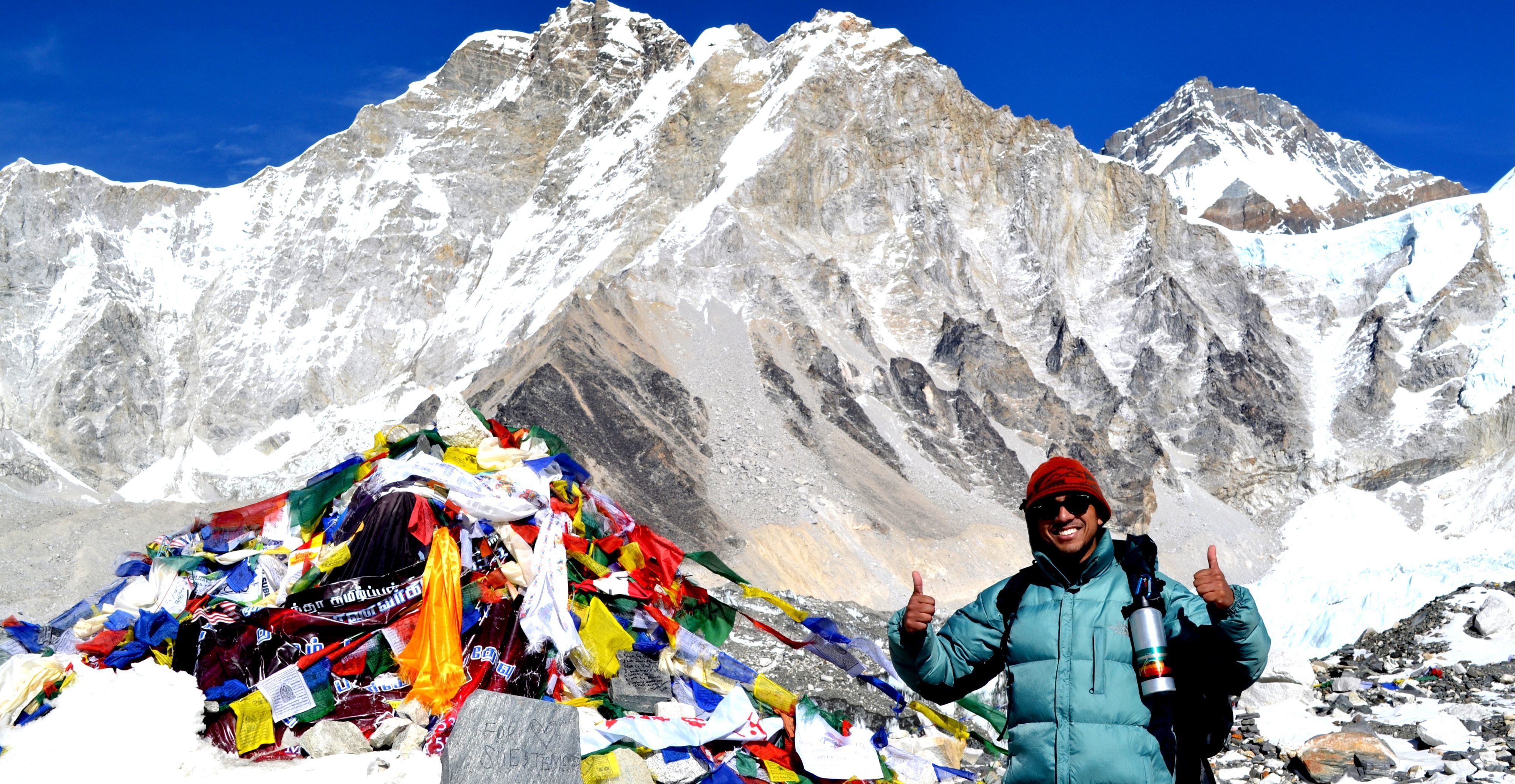 hiring a guide for everest base camp