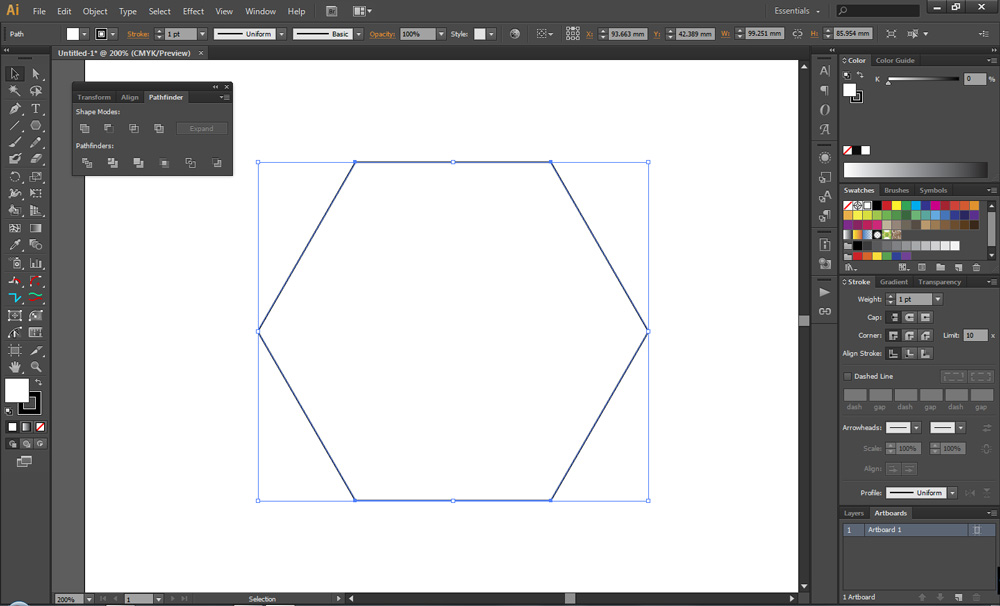 how to make guides in illustrator