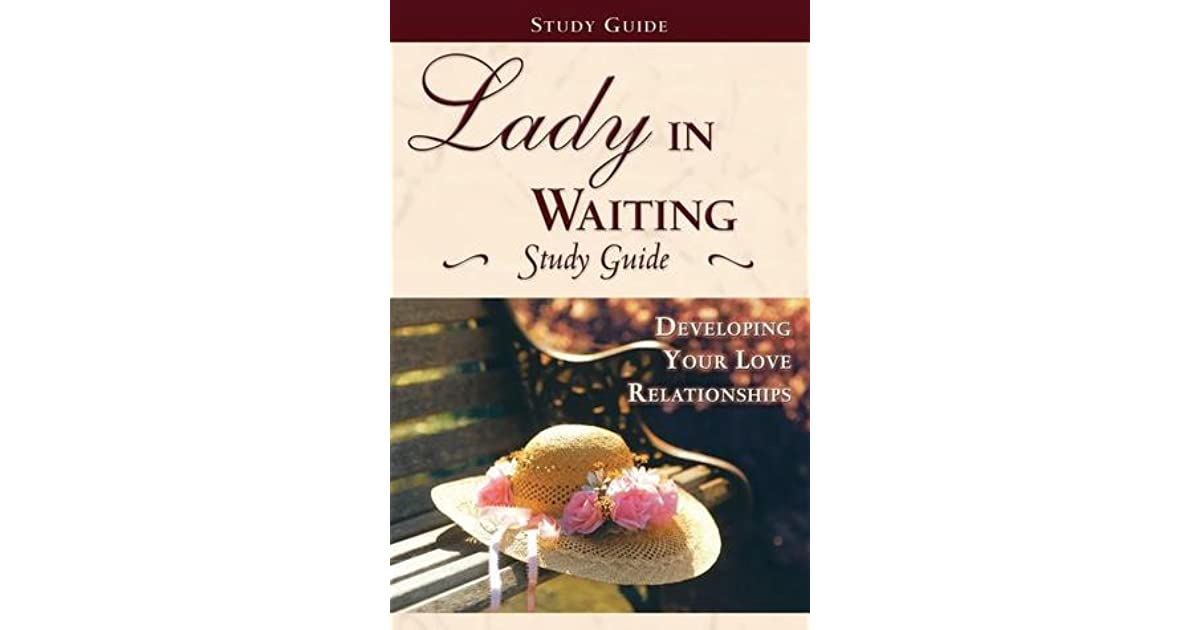 lady in waiting study guide pdf