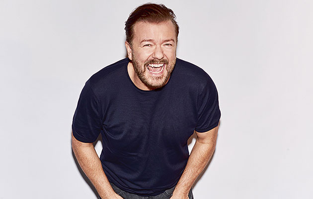 ricky gervais guide to podcast