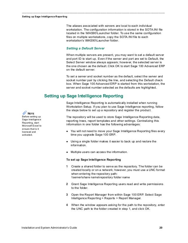 sage 300 erp installation and administration guide